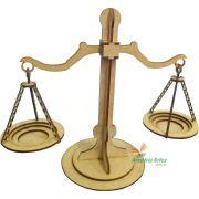 Balança da Justiça 3D