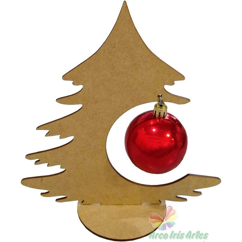 Arvore de Natal para uma bola (sem a bola)