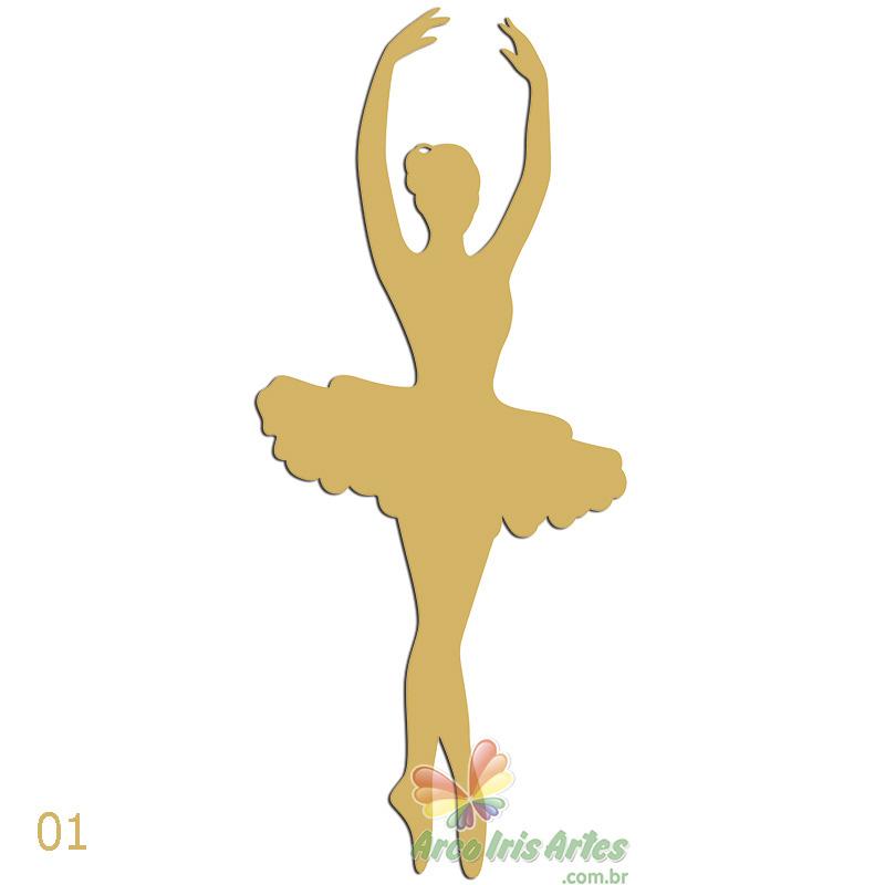 Bailarina 01 60cm
