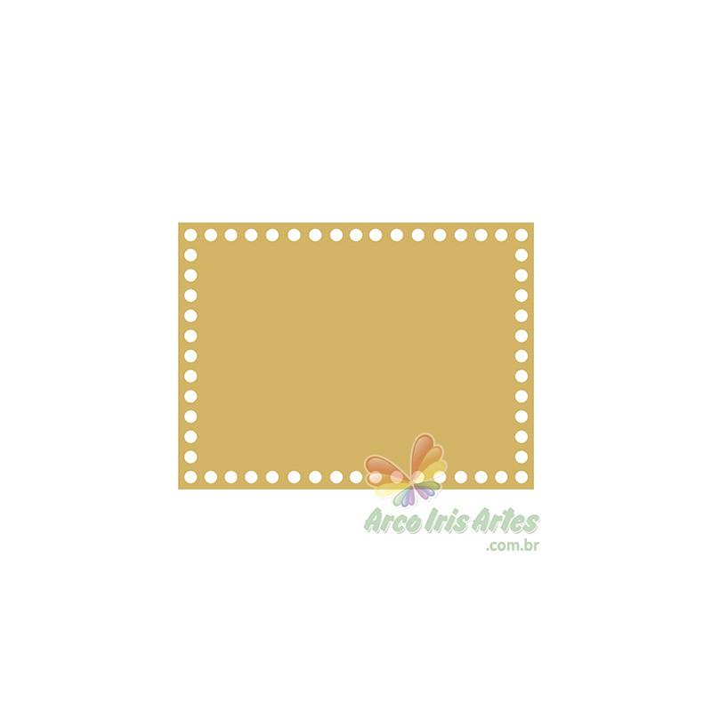 BASE CROCHE RETANGULAR 15X20 3MM