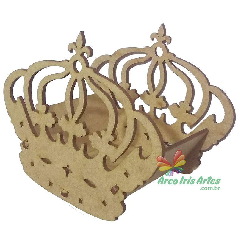 Cachepô Coroa