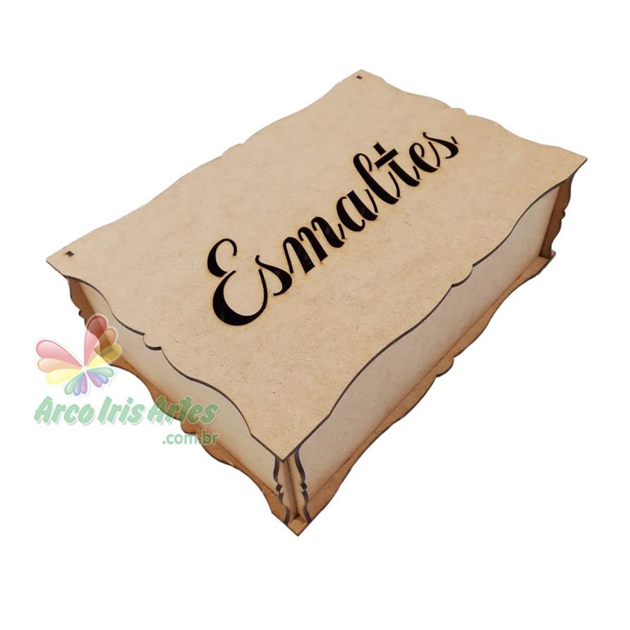 CAIXA ESMALTE P/42 ESMALTES