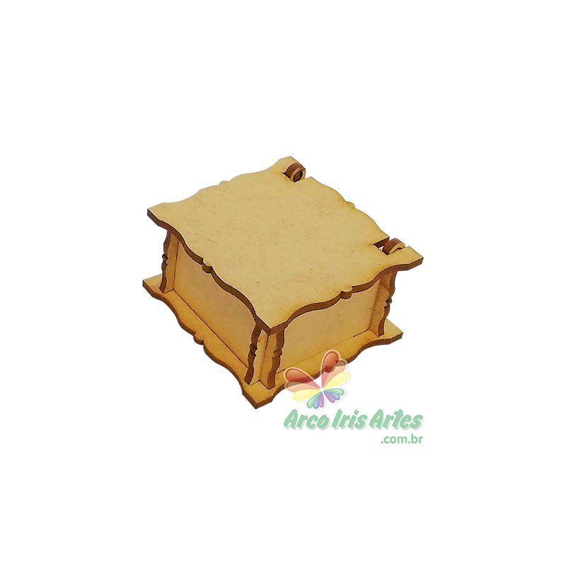 Caixa quadrada 05x05x03cm PROMOÇÃO