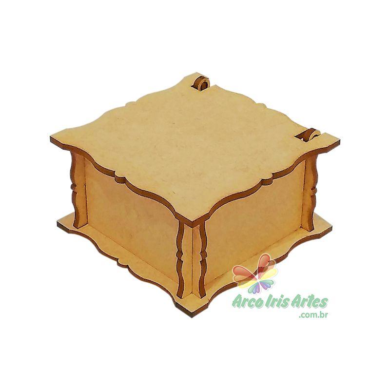 Caixa quadrada 06x06x04cm PROMOÇÃO