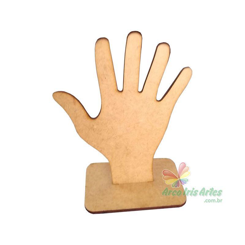 Porta Anéis Mão