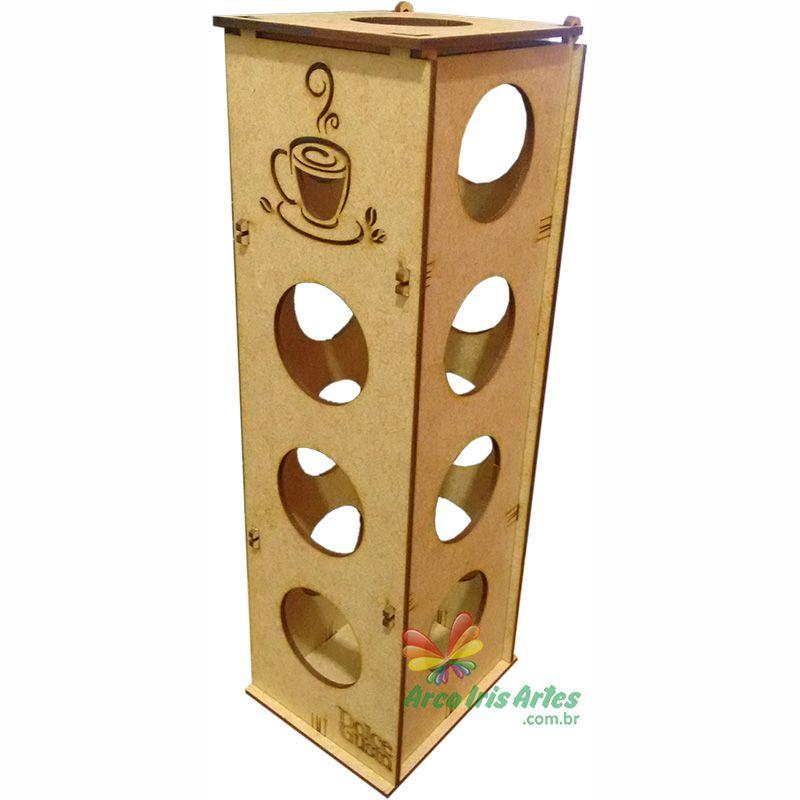 Porta cápsulas torre Dolce Gusto