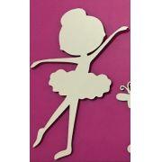 Bailarina Menina modelo 1 65cm