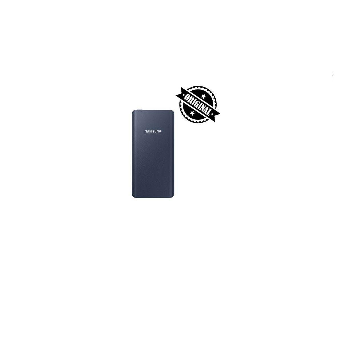 Bateria Externa 5000MAH Azul 7.5w Micro USB Original Samsung EB-P3020