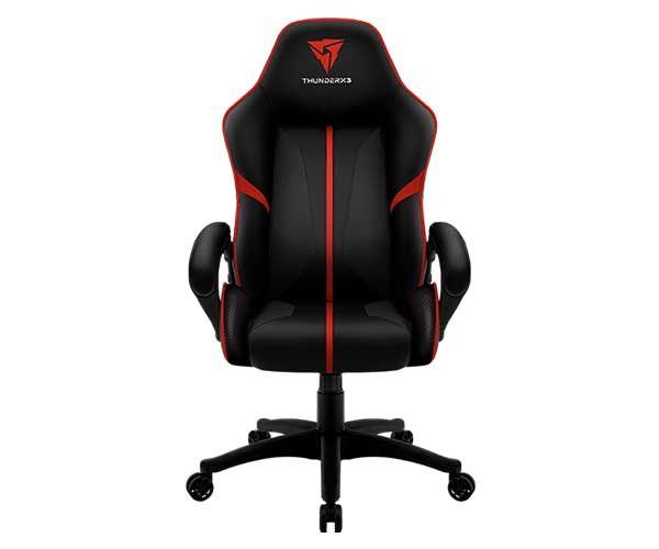 Cadeira Gamer Profissional THUNDERX3 AIR BC-1 Preta/Vermelha EN61874