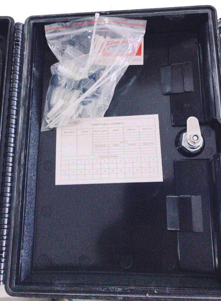Caixa CTO de Atendimento 1x16 HOEA2416B O-TECH