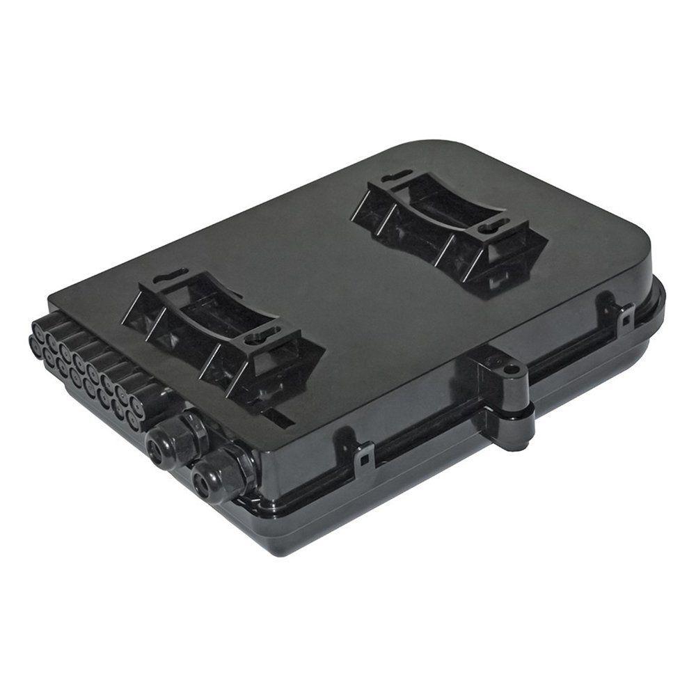 Caixa de Distribuição Óptica (CTO) FTTH 16 Portas OT-8901-CA