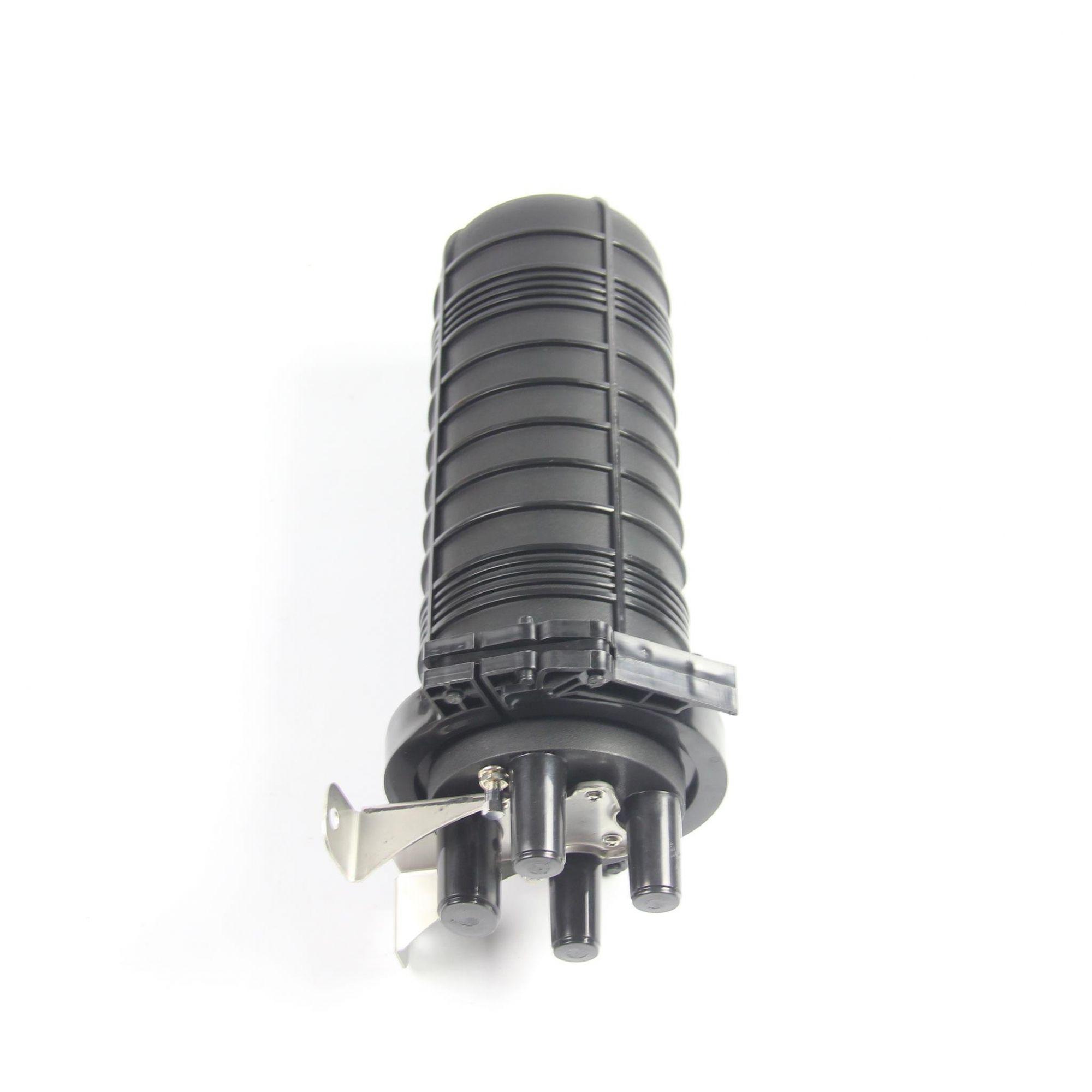 Caixa Emenda Para Rede Óptica Para 48 Fibras