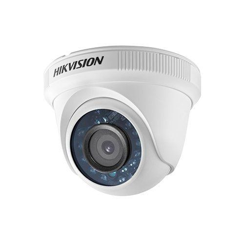 Camera Dome Hd 2.0 Megapixel 1080p IR 10 MTS Lente 2.8mm DS-2CE5AD0T-IRP HIKVISION
