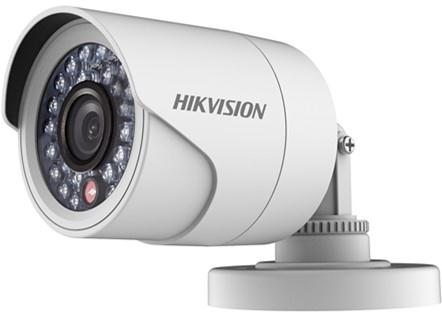 Câmera Turbo Bullet 2Mp HD 2.8mm IRP Hikvision