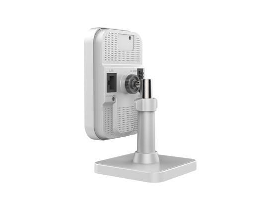 Câmera IP Cube 1MP IR 10MTS DS-2CD2410F-IW-2.8mm Hikvision