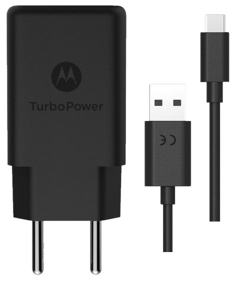 Carregador de Parede Motorola Turbo Power 15W Preto