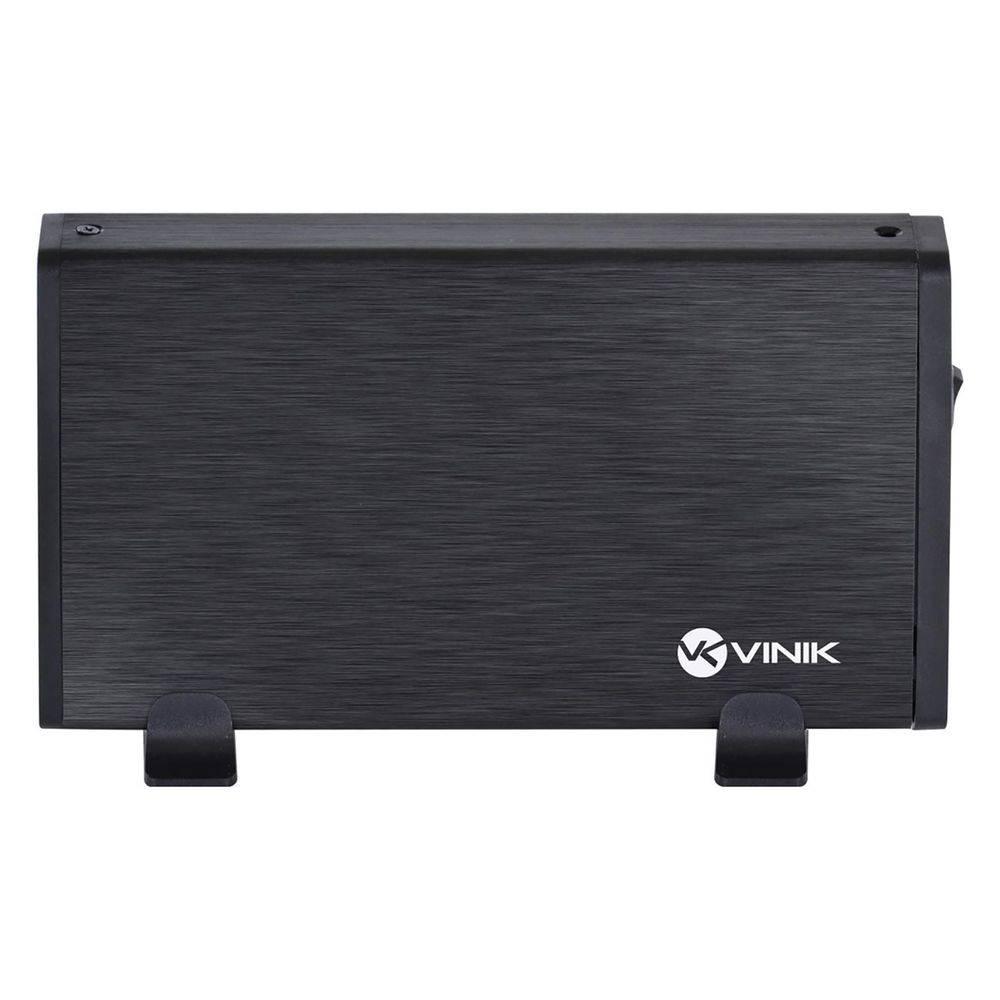 """Case Gaveta USB 3.0 Externo para HD 3.5"""" Sata VINIK"""
