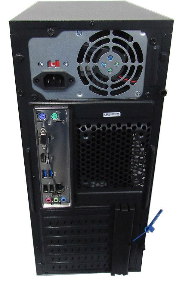 Computador Intel Core i5 4GB 500GB Business Rei da Rede