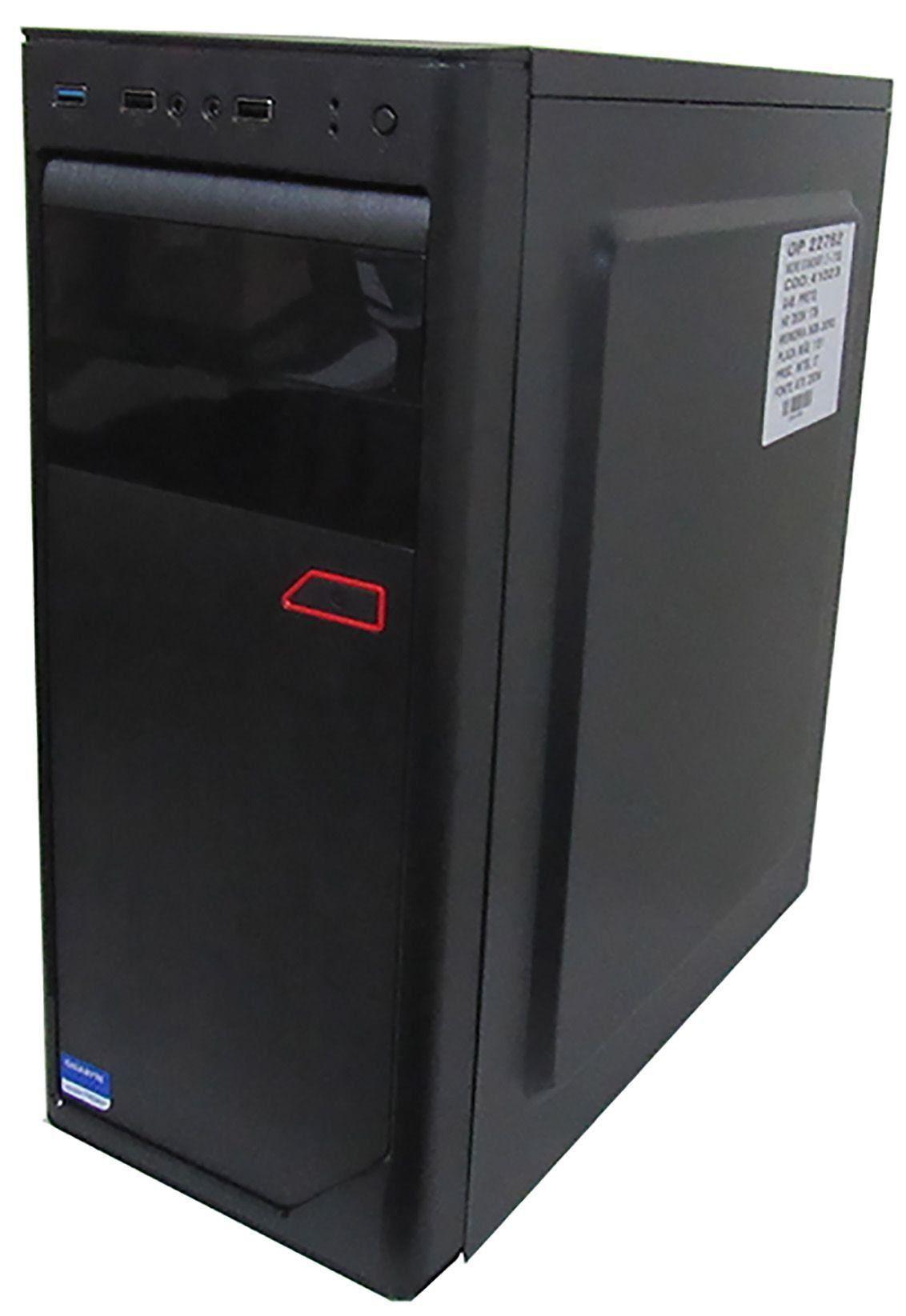 Computador Intel Core i5 4GB 500GB C/ Monitor LED 21.5 AOC Business Rei da Rede