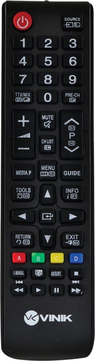 Controle Remoto para Smart Tv Samsung CRST-50 VINIK