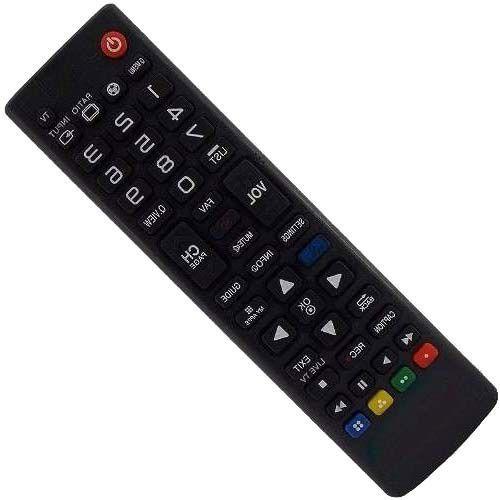 Controle Remoto Tv Led LG AKB73975702/09