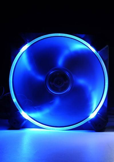 Cooler 12x12 Led Azul BPC 120