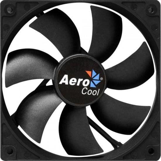 Cooler Fan 12 x 12cm Dark Force Aerocool Preto
