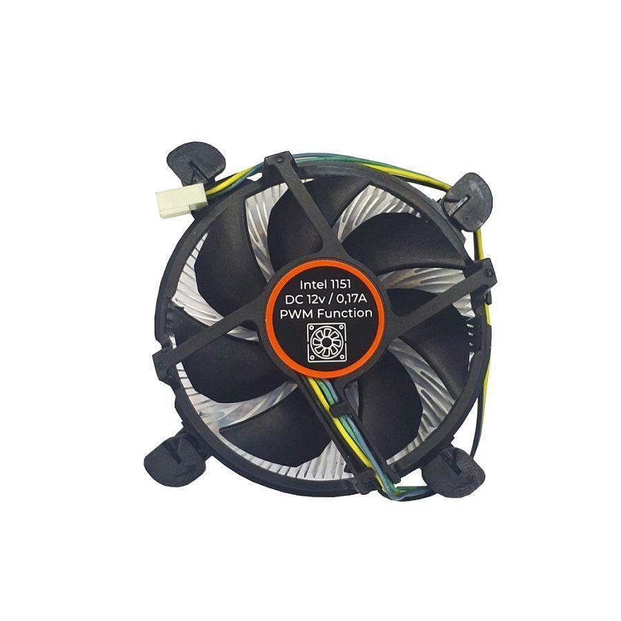 Não vender - Cooler para Processador Intel LGA 1151 COMPUSONIC