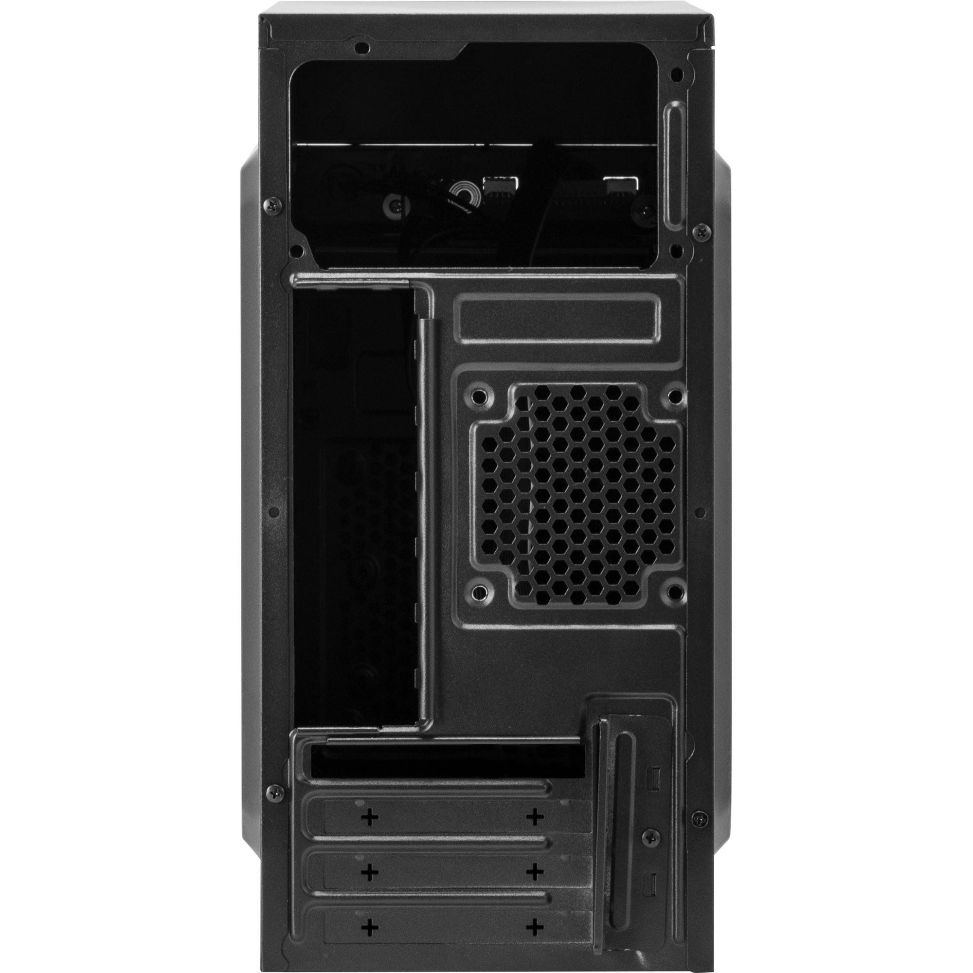 Gabinete ATX Fortrek SC501BK Preto Sem Fonte