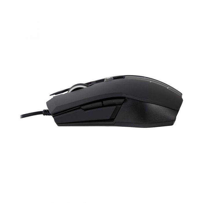 Kit Teclado e Mouse Gamer Devastator 2400dpi CoolerMaster SGB-3000-KKMF1-BR