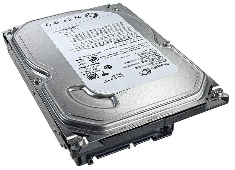"HD 500GB Sata2 Seagate ST3500312CS 3.5"" Pipeline SLIM PULL"