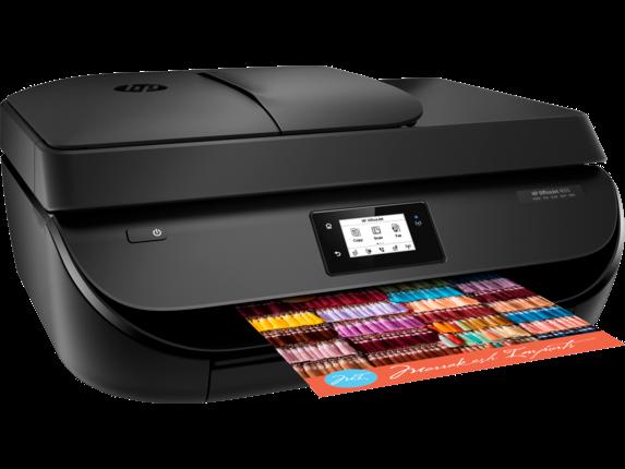 Impressora Multifuncional HP OFFICEJET 4650 Black Jato Tinta Importada