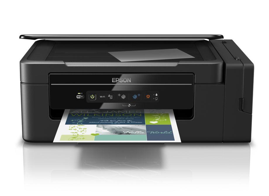 Impressora Multifuncional Wifi Epson EcoTank L395