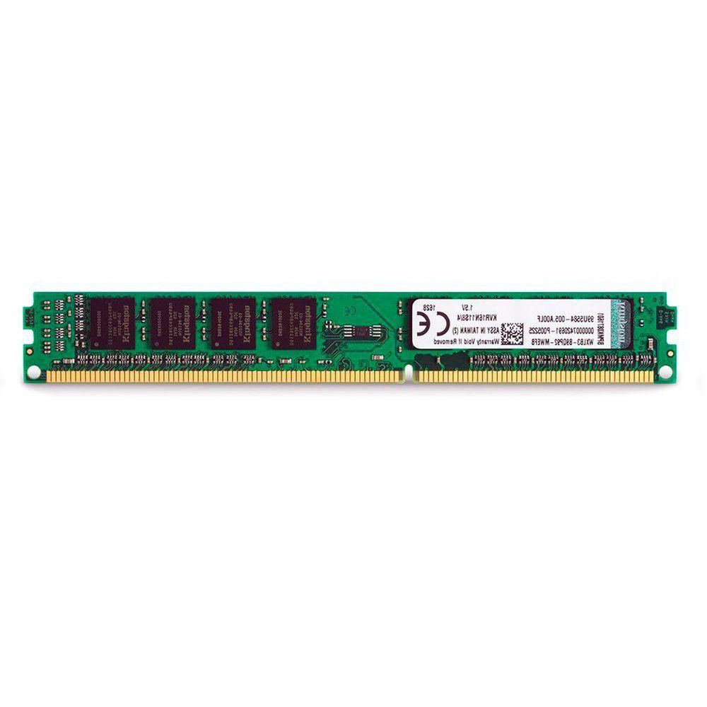 Memoria Desk 4GB DDR3 1600 KVR16N11S8/4 KINGSTON BOX