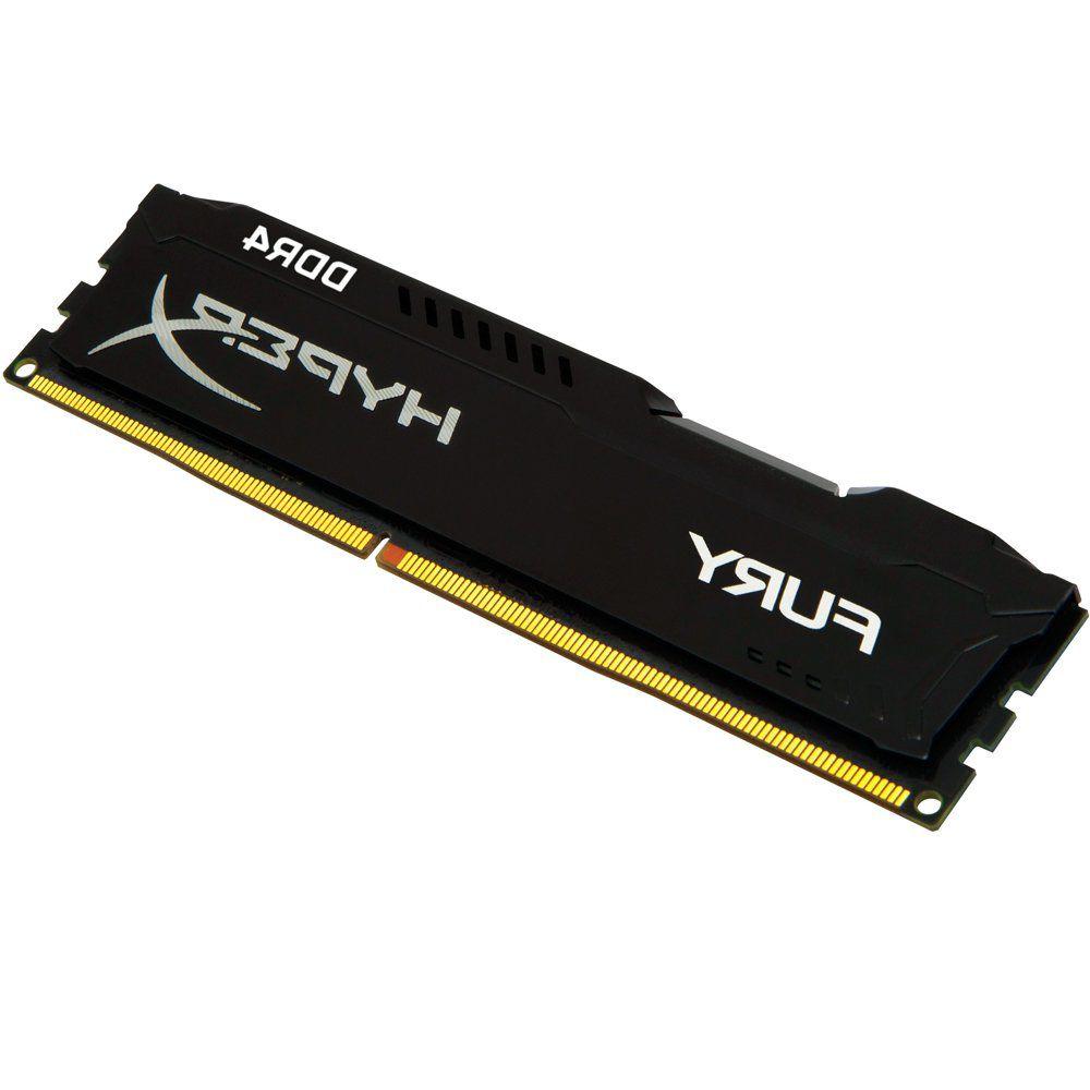 Memoria Kingston Hyper Fury 4GB DDR4 2400mhz Dimm HX424C15FB/4