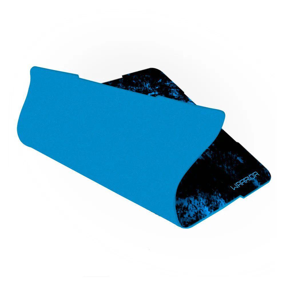 Mouse Pad Gamer Warrior Azul AC288 Multilaser