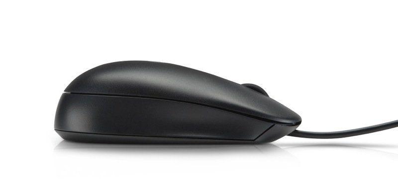 Mouse Óptico USB HP - Não vender separado 7776