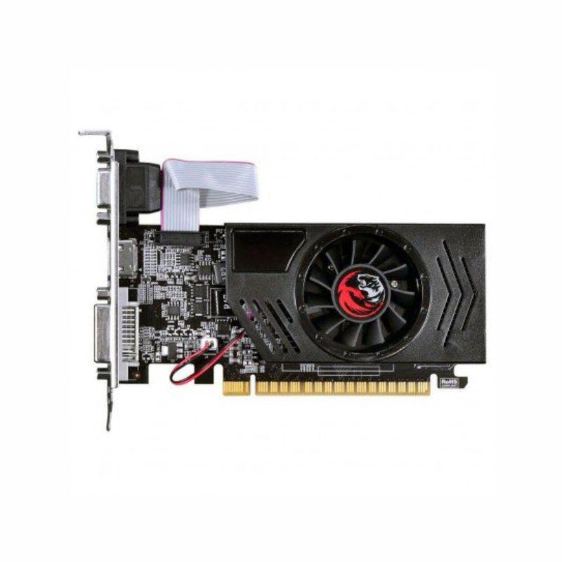 Placa de Video PCYES GT730 4GB DDR3 128 Bits com Kit Low Profile - PV73012804D3LP