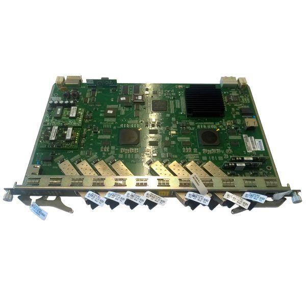 Placa GC8B (C+) para OLT com 8 Portas GPON e 8 Módulos