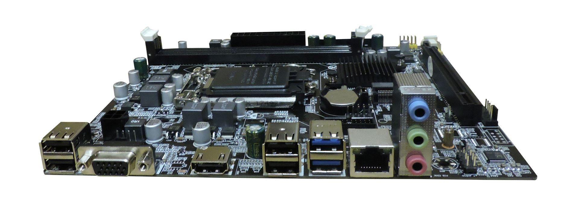 Placa Mãe 1151 BPC-H110M-DDR3 BPC OEM