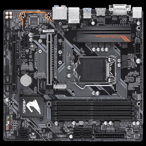 Placa Mãe Gigabyte B360M Aorus Gaming 3 Micro ATX DDR4