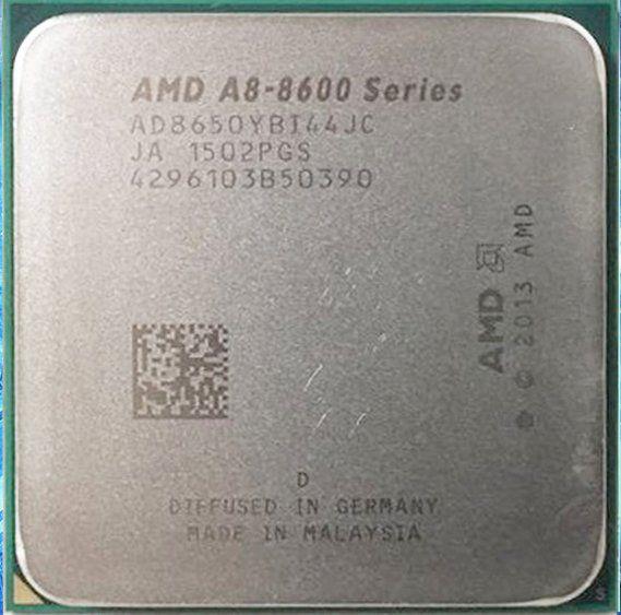 Processador AMD FM2 APU A8 8650B 3.2Ghz OEM