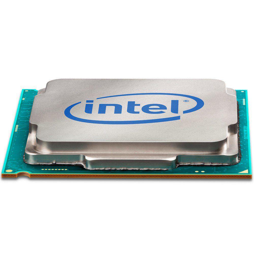 Processador Intel Core I3-7100 Kaby Lake 7A Cache 3MB 3.9GHZ LGA 1151 Intel HD BX80677I37100