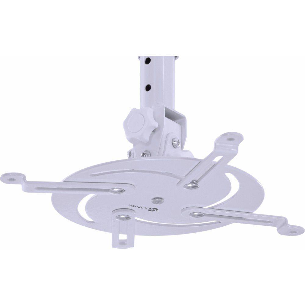 Suporte Projetor de Teto 360º Universal Branco SP210A VINIK