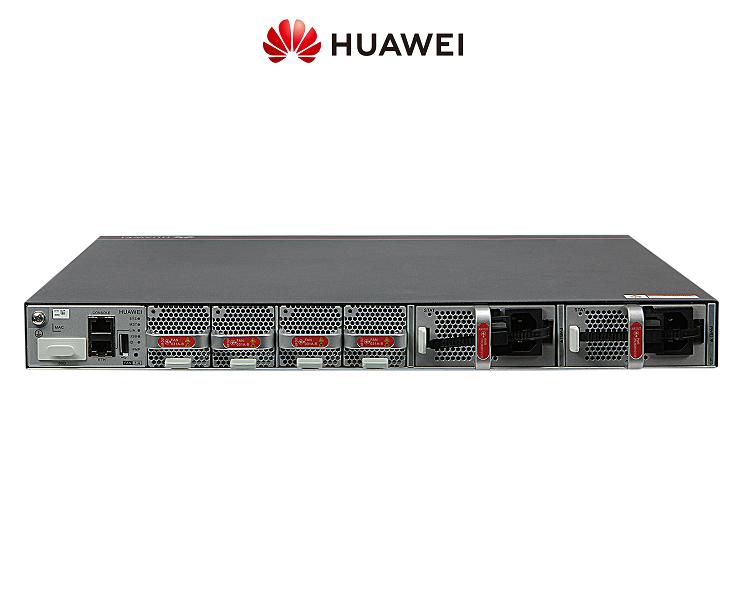 Switch Huawei S6730 H45X6C 48 portas 10GE SFP 6 100GE QSFP28 Com Fonte