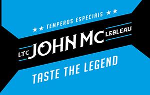 John Mc Lebleau Temperos Especiais