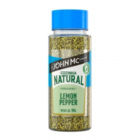 Cozinha Natural - Lemon Pepper 90g