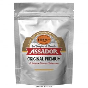 SAL ENTREFINO DE PARRILLA - Foodserv 1,5 KG - ASSADOR ORIGINAL
