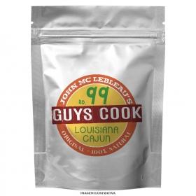 FOODSERVICE - 1Kg - GUYSCOOK - Louisiana Cajun (Caipira Americano)