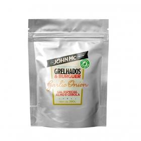 Grelhados & Burguer - Sal Especial, Alho e Cebola - Foodserv 1,5 KG - Garlic Onion